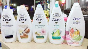 Sữa Tắm Dove  ảnh 9