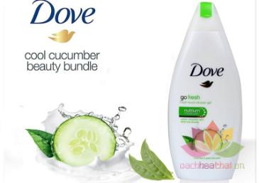 Sữa Tắm Dove  ảnh 12