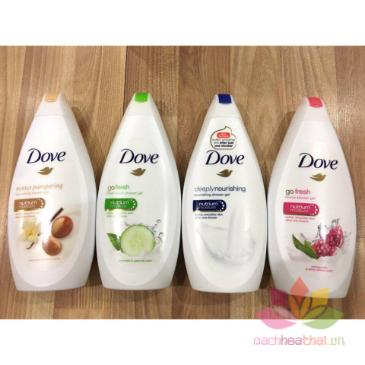 Sữa Tắm Dove  ảnh 13