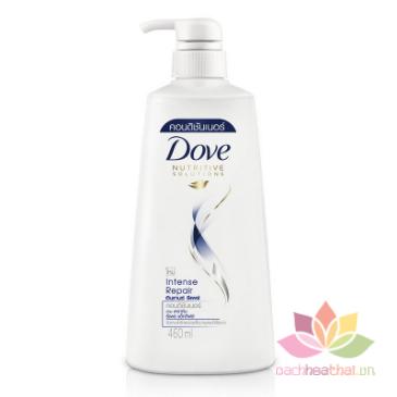 Dầu xả Dove Intense Repair phục hồi tóc ảnh 3
