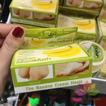 Kem trị nứt gót chân Banana Cream Heels ảnh 6