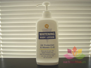 Kem dưỡng thể Whitening Body Lotion Queen ảnh 5
