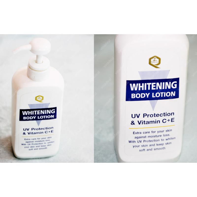 Kem dưỡng thể Whitening Body Lotion Queen ảnh 1