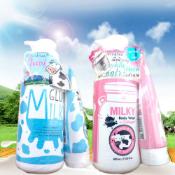 Ảnh sản phẩm Sữa tắm, sữa rửa mặt Beauty Buffet Milk Gluta Bath Cream 1
