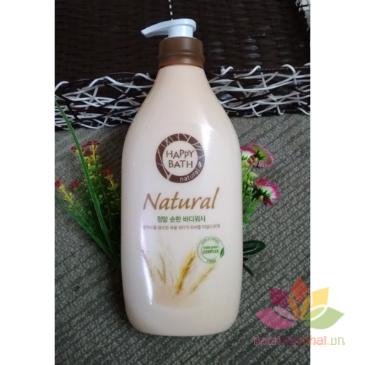 Sữa tắm Happy Bath Natural Body Wash Hàn Quốc ảnh 7