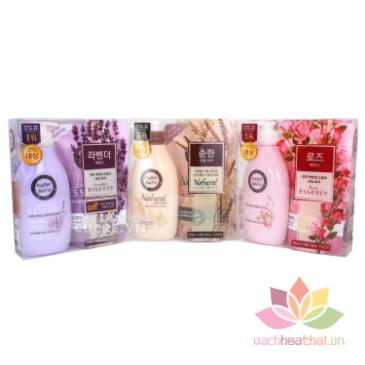Sữa tắm Happy Bath Natural Body Wash Hàn Quốc ảnh 6