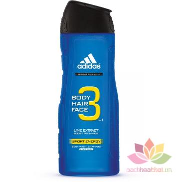 Tắm gội cho nam Adidas 3 in 1 ảnh 2