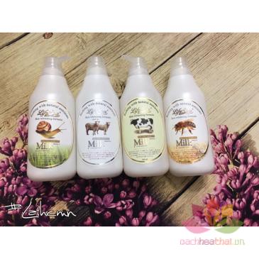 Sữa tắm trắng da hương nước hoa LifeSpa Milk ảnh 4