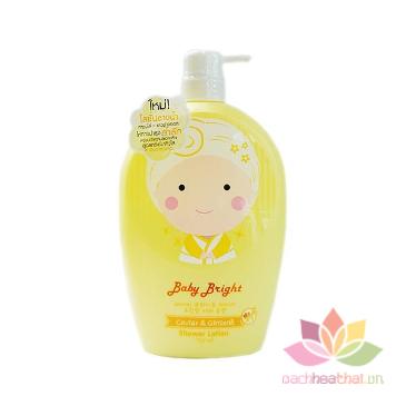 Dữa tắm  Baby Bright  Shower Lotion ảnh 2