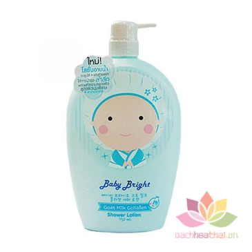 Dữa tắm  Baby Bright  Shower Lotion ảnh 4