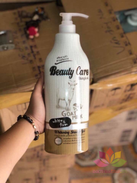 Sữa tắm dê ngọc trai Whitening Shower Gel ảnh 2
