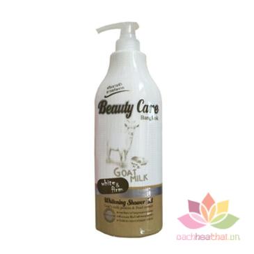 Sữa tắm dê ngọc trai Whitening Shower Gel ảnh 1