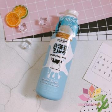 Sữa tắm Hokkaido Milk Whitening ảnh 2