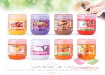 Muối tắm Spa Lightening Salt ảnh 4