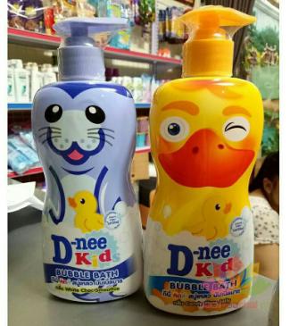 Tắm gội D-nee Kids Bubble Bath cho trẻ trên 3 tuổi ảnh 6