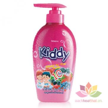 Tắm gội Mistine Kiddy ảnh 2