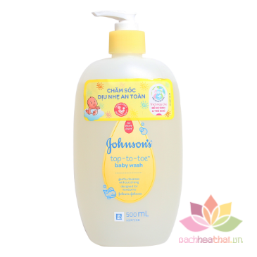 Tắm gội Johnson Baby Top-To-Toe Wash ảnh 1