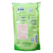 Ảnh sản phẩm Nước rửa bình sữa Dnee Organic túi 600ml 2