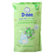 Ảnh sản phẩm Nước rửa bình sữa Dnee Organic túi 600ml 1