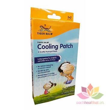 Miếng dán hạ sốt Cooling Patch  ảnh 1