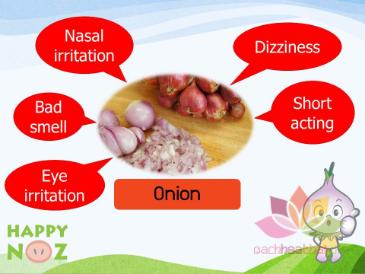 Miếng dán trị viêm mũi cho bé Organic Nose Freshener ảnh 11