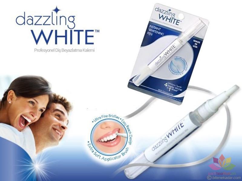 Bút tẩy trắng răng Dazzling White Instant Whitening Pen ảnh 5