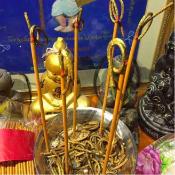 Ảnh sản phẩm Nhang thần tài Thái 79 cây 2