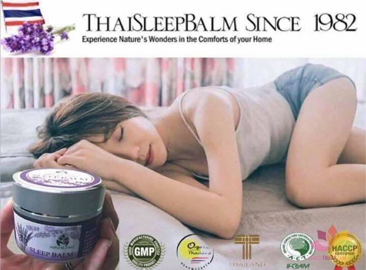Dầu sáp hỗ trợ giấc ngủ Sleep Balm