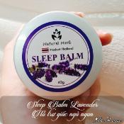 Ảnh sản phẩm Dầu sáp hỗ trợ giấc ngủ Sleep Balm 2