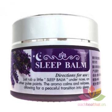 Dầu sáp hỗ trợ giấc ngủ Sleep Balm ảnh 6