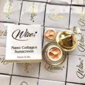 Ảnh sản phẩm Kem chống nắng Wise Nano Collagen SunsCreen 2