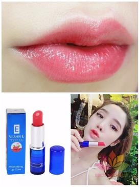 Son dưỡng trị thâm môi Aron Vitamin E ảnh 2