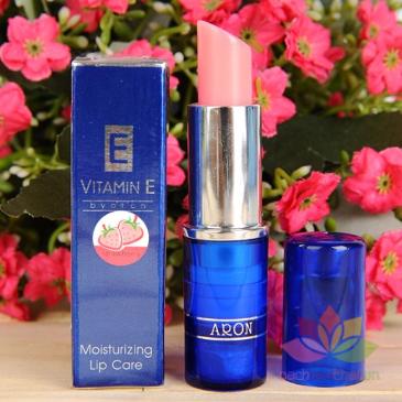 Son dưỡng trị thâm môi Aron Vitamin E ảnh 14
