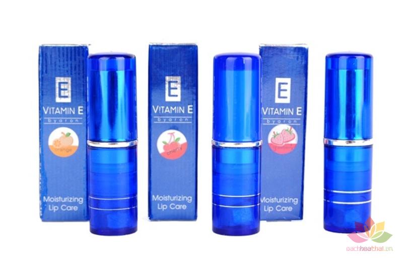 Son dưỡng trị thâm môi Aron Vitamin E ảnh 9