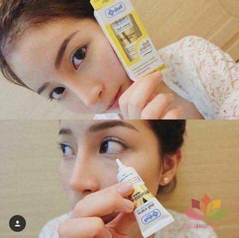 Kem dưỡng trị thâm quầng mắt Yanhee Eye Gel