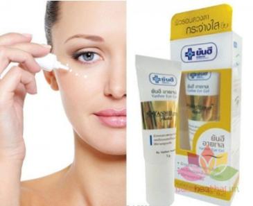 Kem dưỡng trị thâm quầng mắt Yanhee Eye Gel ảnh 5