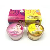 Ảnh sản phẩm Bộ dưỡng trắng da trị nám Sheep Cream, Caviar Cream 1