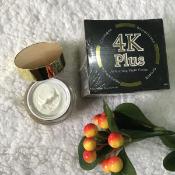 Ảnh sản phẩm Dưỡng trắng da ban đêm 4K Plus Whitening Night Cream 2