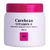 Ảnh sản phẩm Kem dưỡng da toàn thân Vitamin E Carebeau 500ml 2
