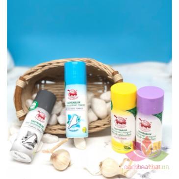 Phấn khử mùi Taoyeablok Deodorant Powder ảnh 2
