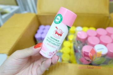 Phấn khử mùi Taoyeablok Deodorant Powder ảnh 3