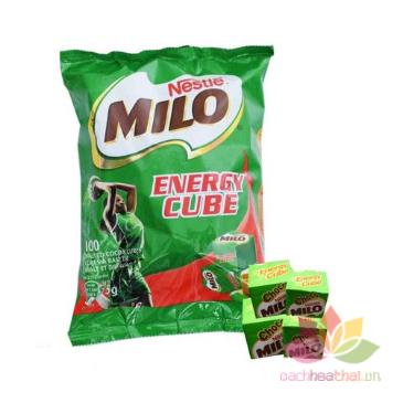 Kẹo Nestle Milo Energy Cube  ảnh 1