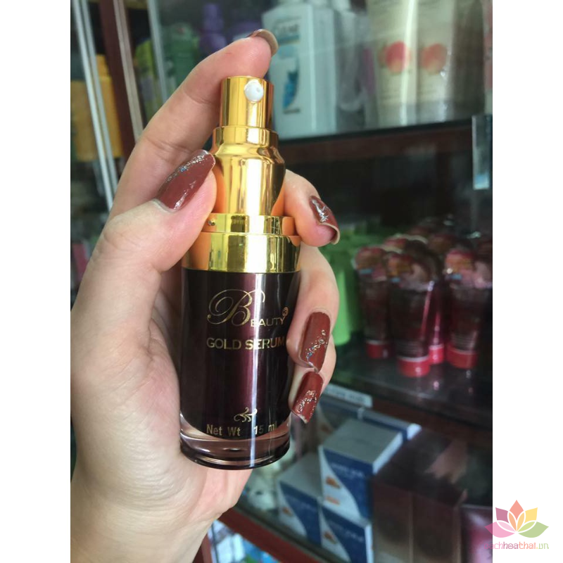 Gold Serum Beauty3 ảnh 2