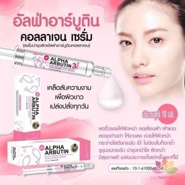 Serum Alpha Arbutin Collagen 3 Plus+