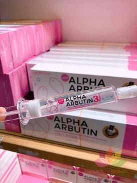 Serum  Alpha Arbutin Collagen 3 Plus ảnh 2