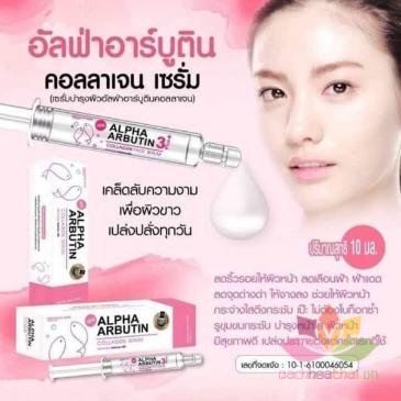Serum  Alpha Arbutin Collagen 3 Plus ảnh 6