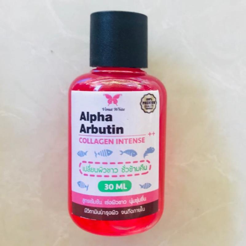 Serum kích trắng da Alpha Arbutin Collagen Intense 30ml ảnh 1