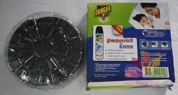 Nhang muỗi  Ranger Low Smoke ảnh 6