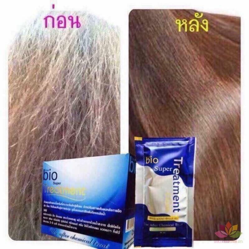 Ủ tóc Green Bio Supper Treatment ảnh 5