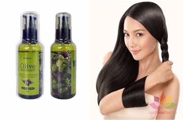 Xịt dưỡng tóc Olive Essence Aspasia
